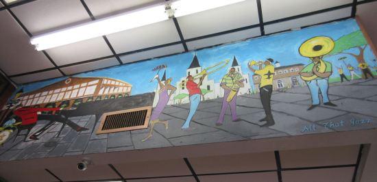 Jazz Mural!