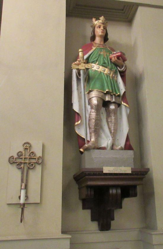 Louis IX!
