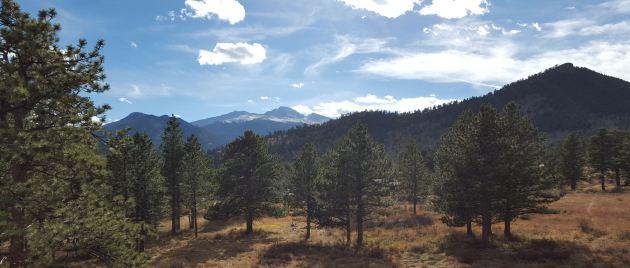 Rocky Mountain National Park!