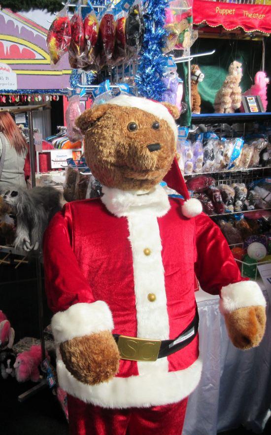Santa Bear!