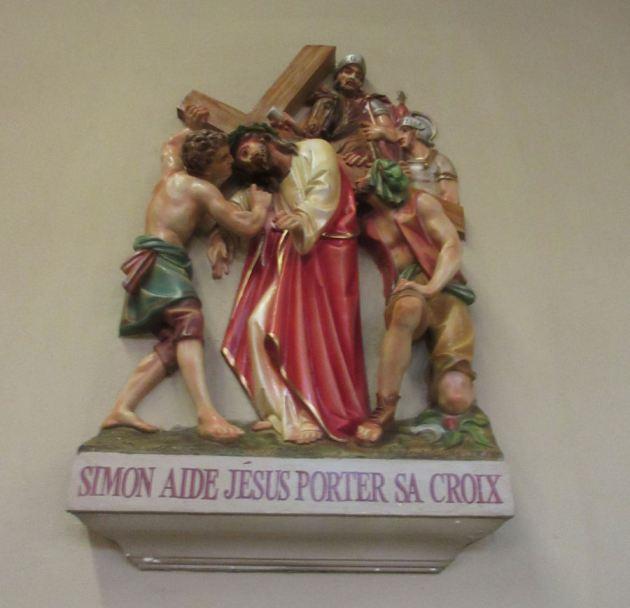 Simon + Jesus!