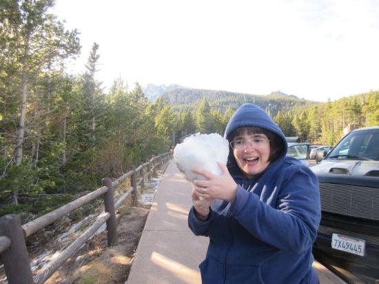 Big Snowball!
