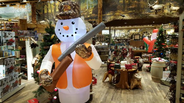 Snowman Hunter!