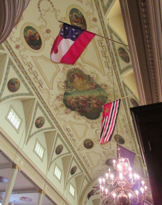 St Louis Ceiling!