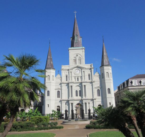 St. Louis Cathedral!