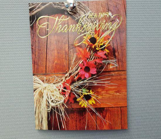 Thanksgiving Card!