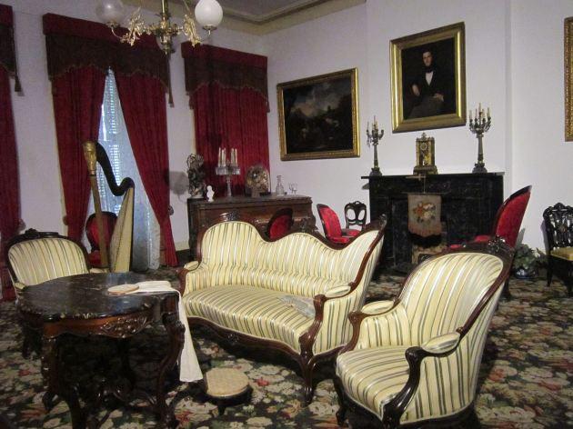 1850 House Parlor!