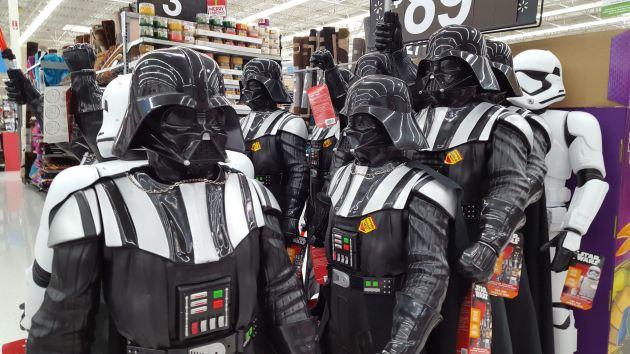 Walmart Vaders!