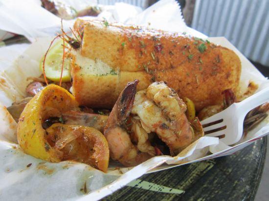 BBQ Shrimp!
