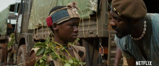 Beasts of No Nation!
