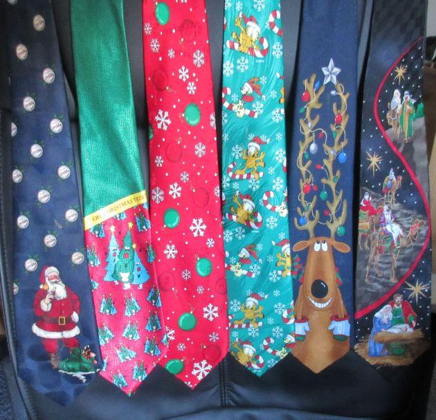 Christmas Ties!