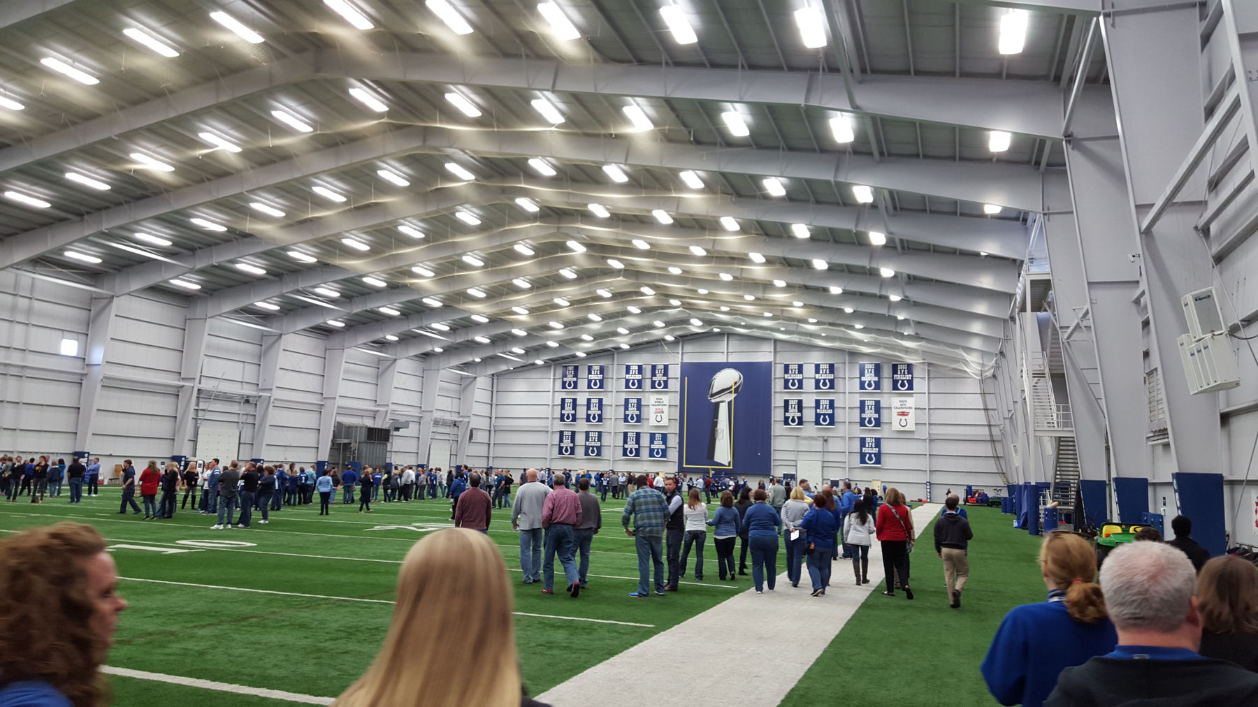 Inside The Colts Training Facility 171 Midlife Crisis Crossover