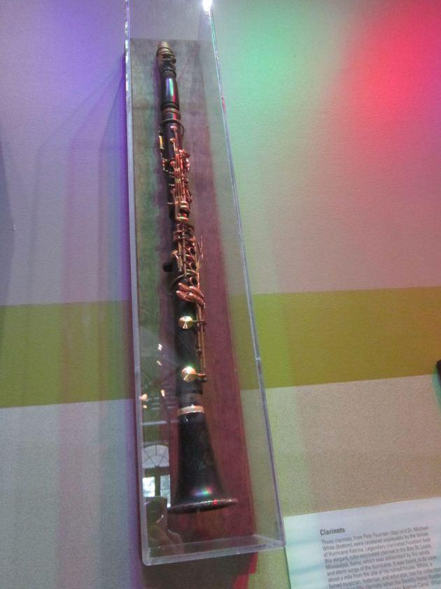 Pete Fountain Clarinet!