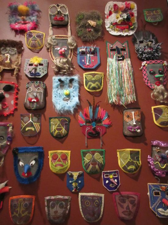 Mardi Gras Masks!