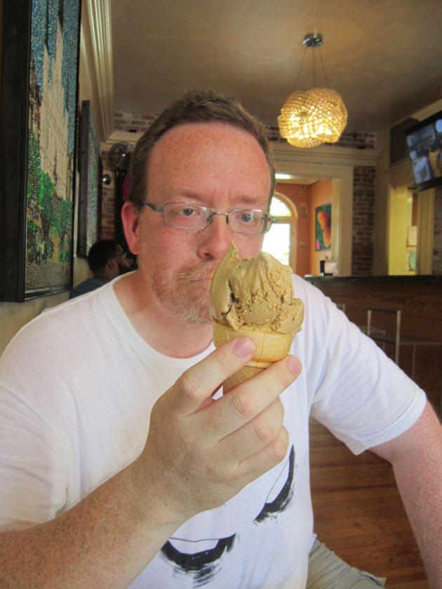 Me and Ice Cream.