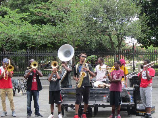 NOLA Band!