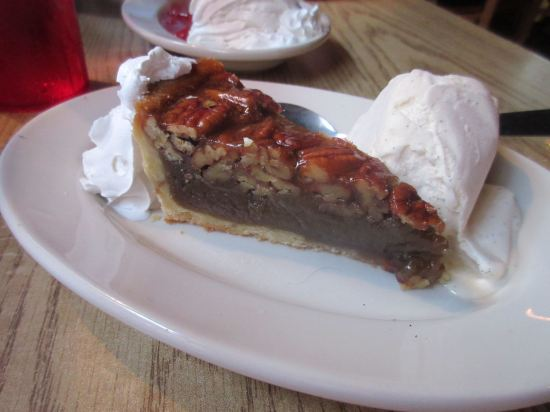 Kentucky Bourbon Pecan Pie!