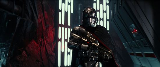 Captain Phasma!