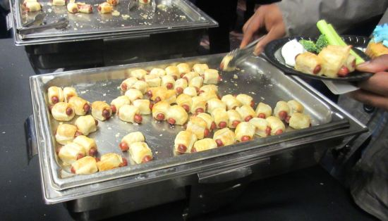 Pigs in a Blanket!