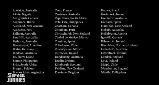 Spotlight List.