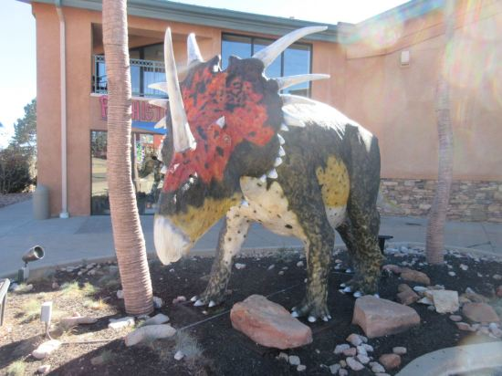Styracosaurus!