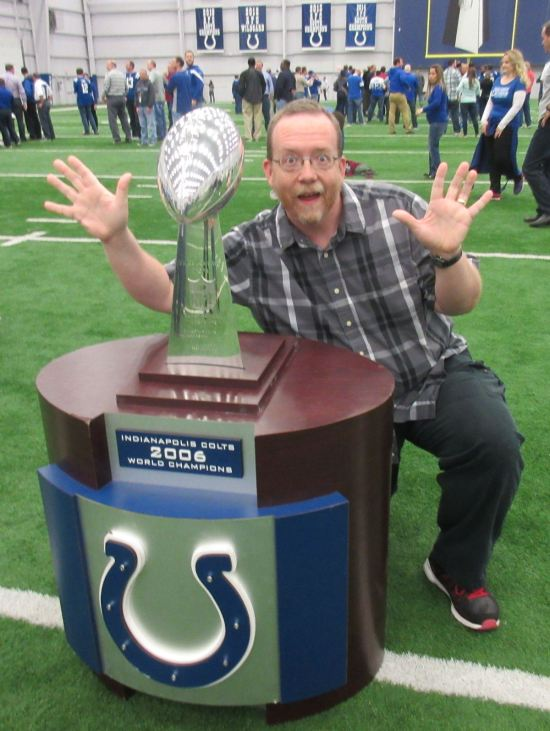Vince Lombardi Trophy!