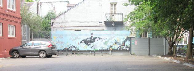 Whale Mural!