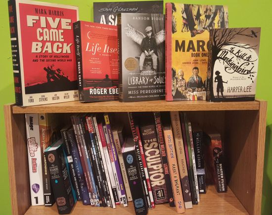 Empty Shelf 2015!