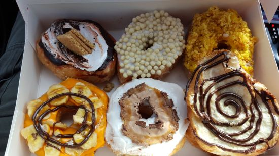 Amy's Donuts!