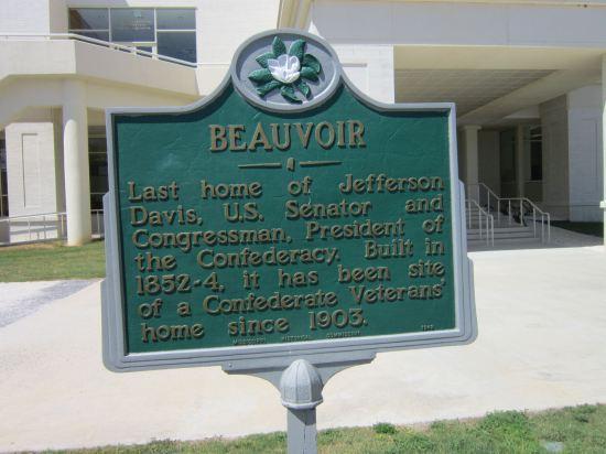 Beauvoir Sign!