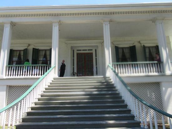 Beauvoir Staircase!