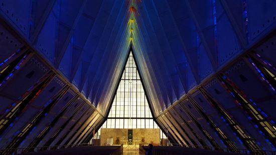 Cadet Chapel!