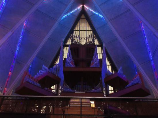 Cadet Chapel Organ!