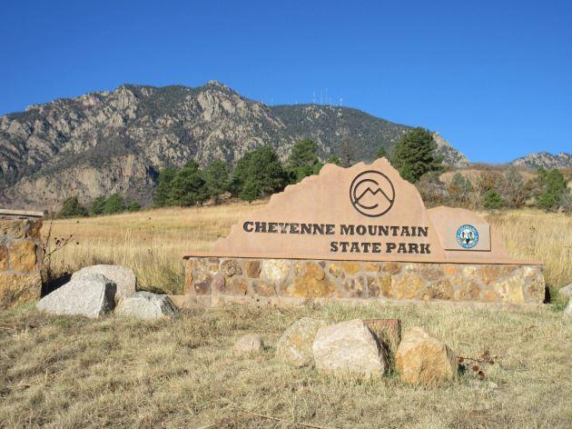 Cheyenne Mountain State Park!