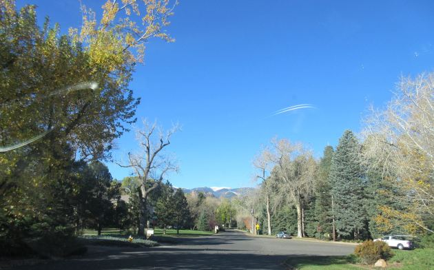 Cheyennne Mountain Neighborhood!