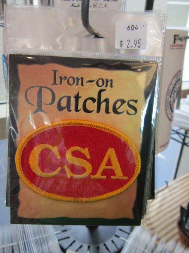CSA Patch!
