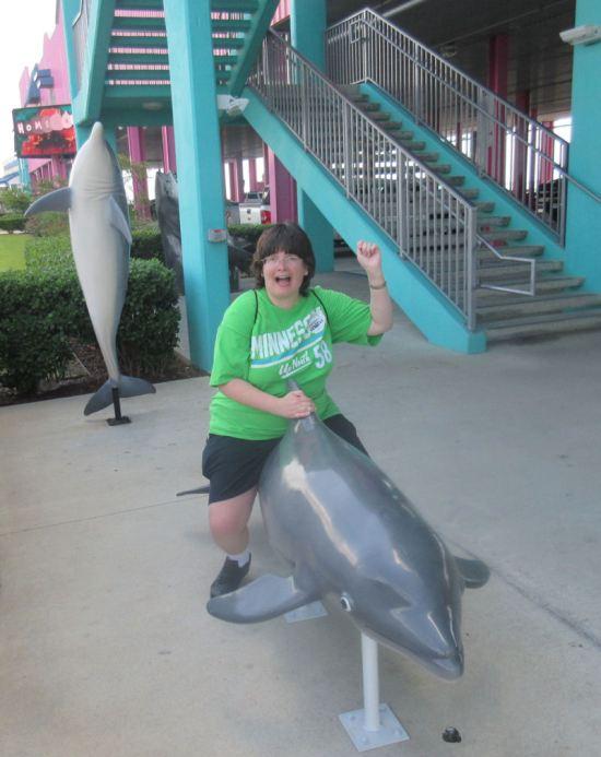 Dolphin Ride!