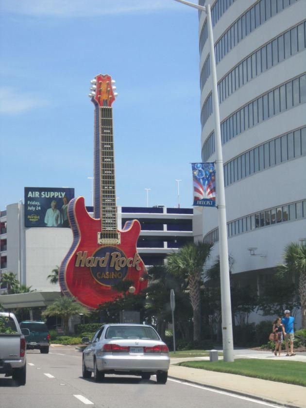 Hard Rock Biloxi!