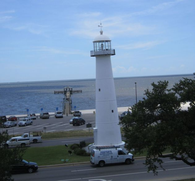 Biloxi Lighthouse!