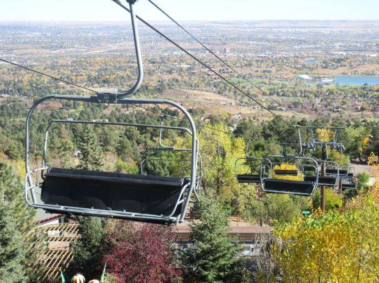 Mountaineer Sky Ride!