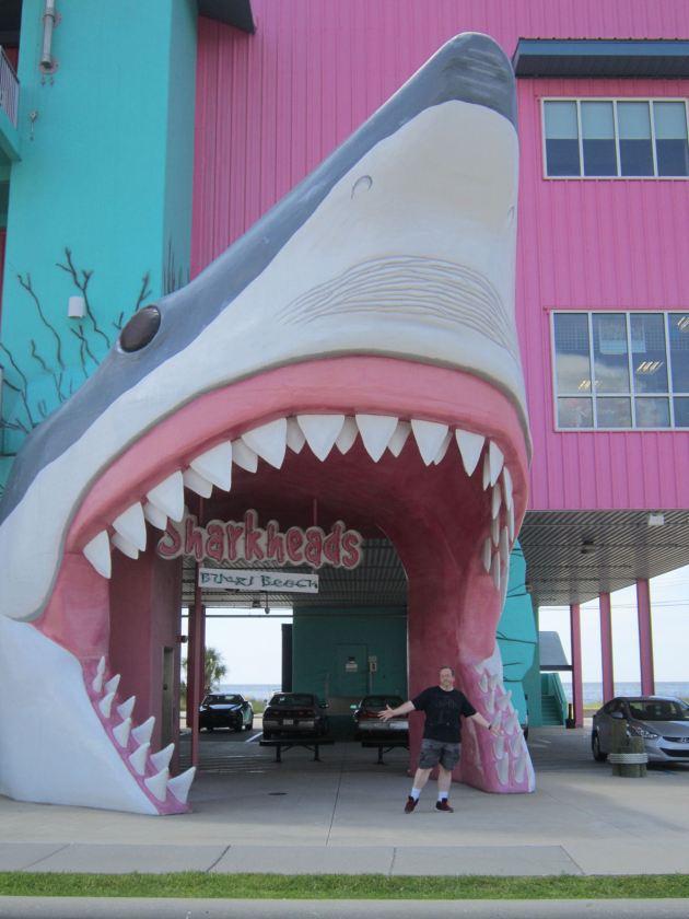 Sharkheads!