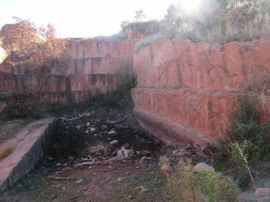 Red Rock Box Canyon!