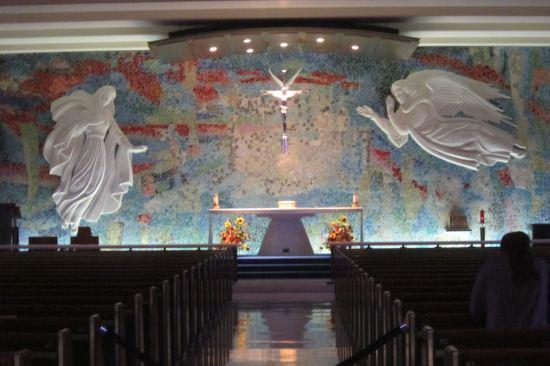 Catholic Chapel!