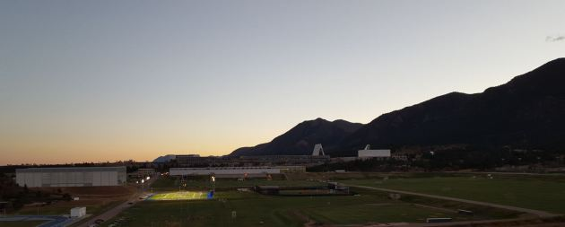 Air Force Academy!