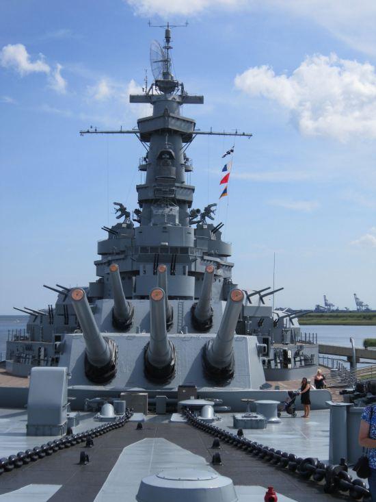 USS Alabama!