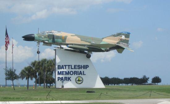 Battleship Memorial Park!