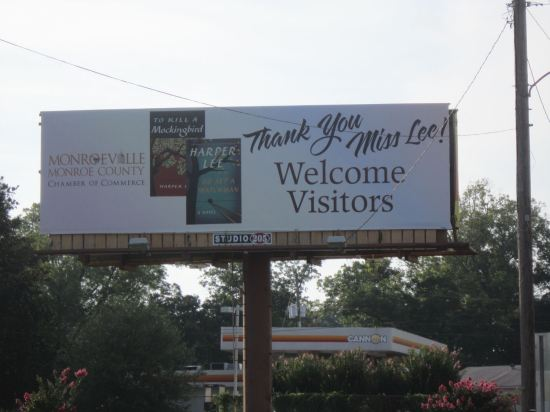 Monroeville Billboard!