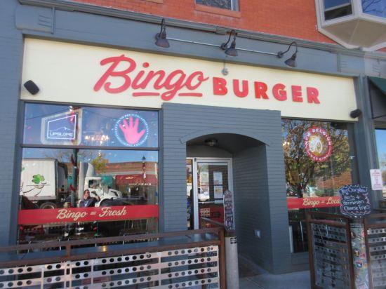 Bingo Burger!