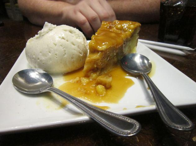 Caramel Apple Pie!