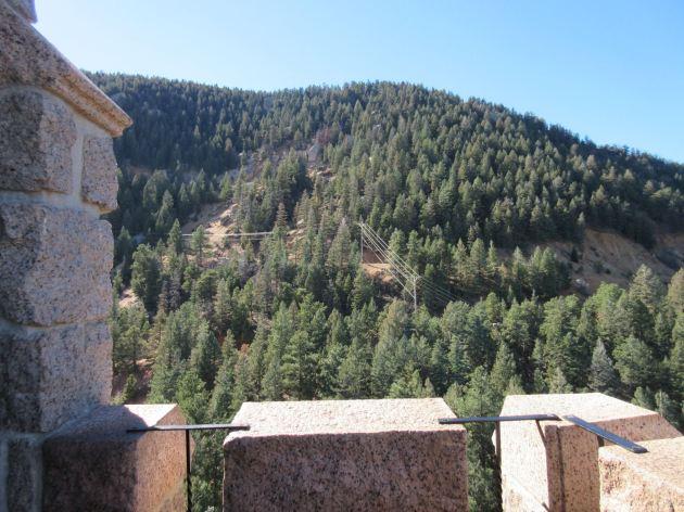 Cheyenne Mountain!